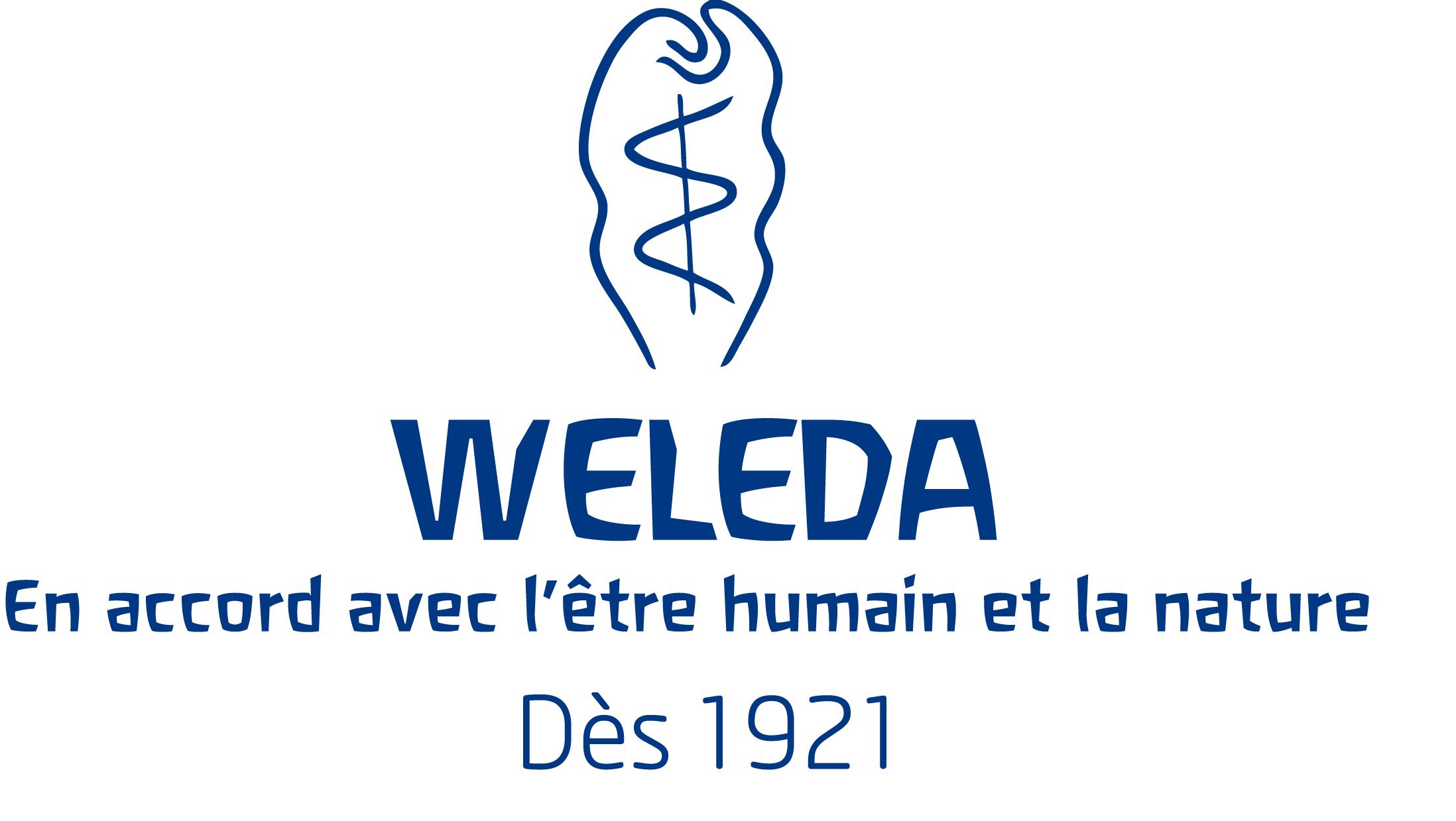 logo Weleda nouveau