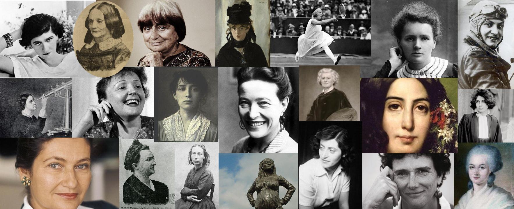 21 femmes